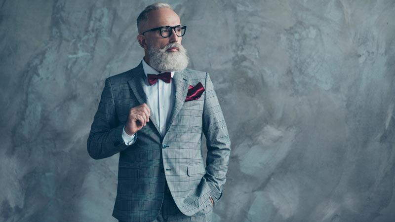 Stylish At 60 - Men