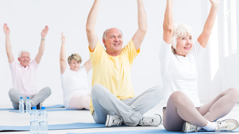 Stay Fit And Healthy: Top 10 Activities For Seniors This Winter