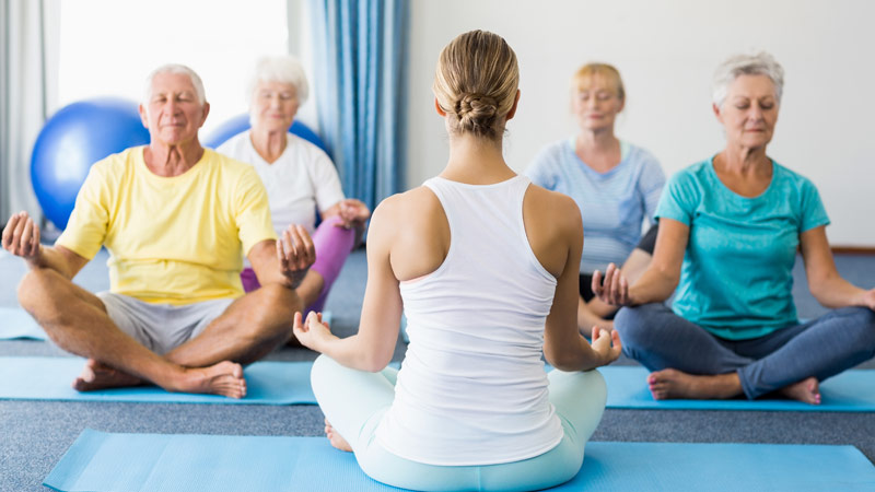 Breathing Exercises For Healthy Aging