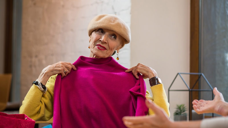 A Guide To Pain Free Clothing: Wardrobe For Arthritis Affected Seniors