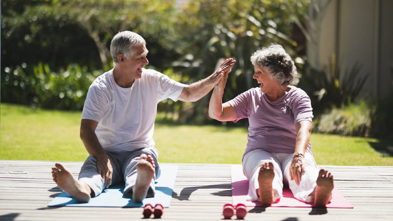 10 Important Exercises For Seniors To Build Strength And Balance