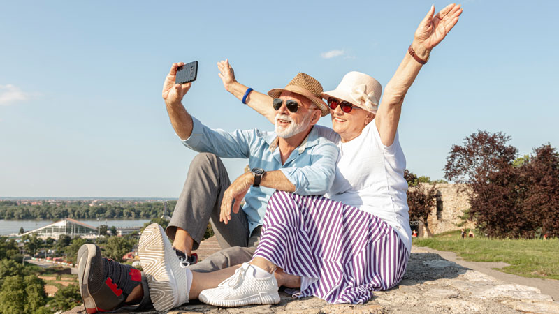 Benefits of Traveling for Seniors